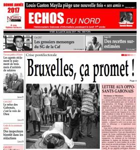 Echos du Nord 30.01.2017
